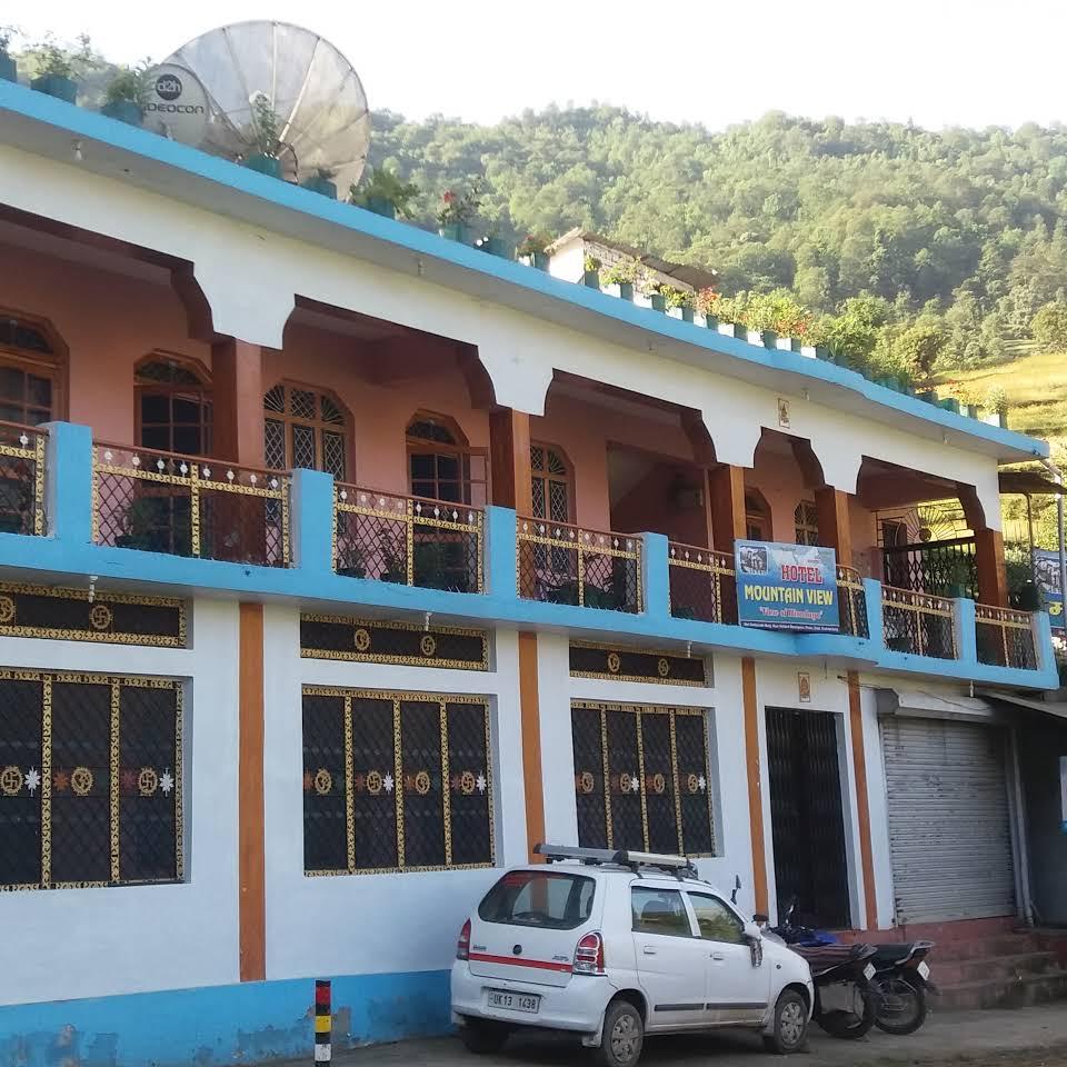 Hotel Mountain View Bargana Phata