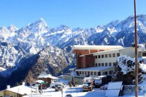 Hotels of Joshimath