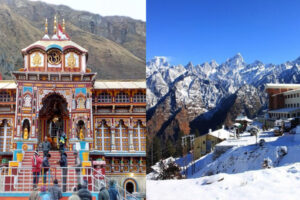 CHAR DHAM YATRA PACKAGE WITH AULI TOUR