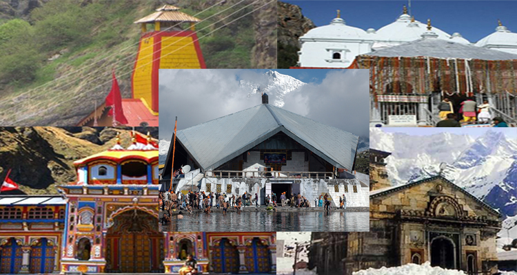 CHARDHAM TOUR PACKAGE WITH HEMKUND SAHIB YATRA