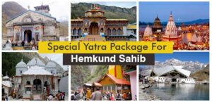 CHARDHAM YATRA PACKAGE WITH HEMKUND SAHIB VALLEY OF FLOWERS