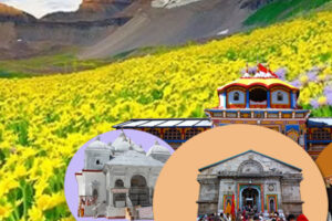 CHARDHAM YATRA PACKAGE WITH VALLEY OF FLOWERS EX DELHI
