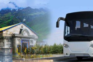 CHARDHAM YATRA VALLEY FROM DELHI BY LUXURY BUS