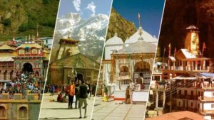 Char Dham Yatra Tour Package By Road