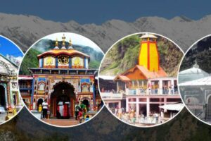 Chardham Fixed Departure Tour Delhi