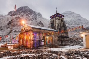 Chardham Fixed Tour Package From Dehradun
