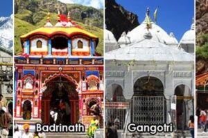 Chardham Tour Package Delhi 10 Nights 11 Days