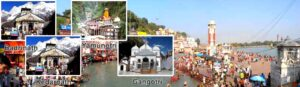 Chardham Tour Package Delhi Deluxe