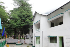 GMVN Tourist Lodge Gangotri