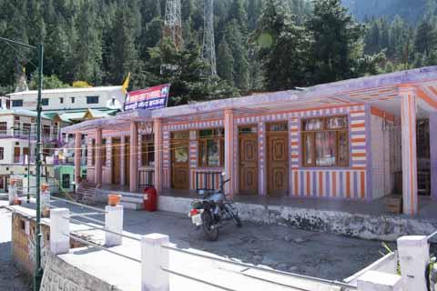 Hotel Bagdi Guest House Gangotri