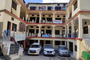 Hotel Chandralok Tourist Lodge Gaurikund