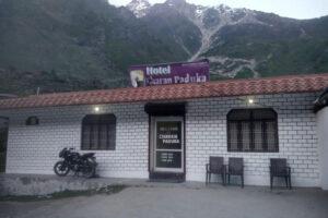 Hotel Charan Paduka Badrinath