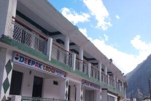 Hotel Deepak Lodge Badrinath