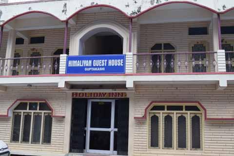 Hotel Himalayan Guptkashi- guest house