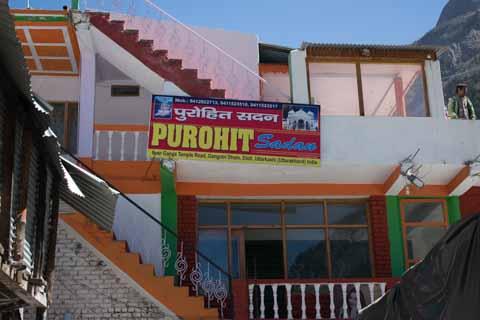 Hotel Purohit Sadan Gangotri
