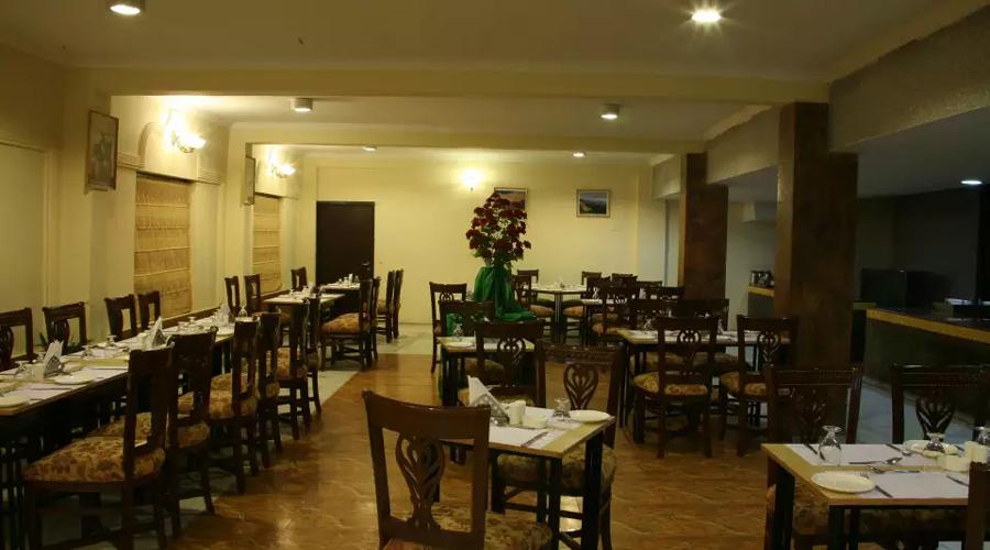 Hotel Sarovar Portico Badrinath