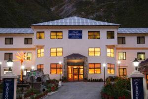 Hotel Sarovar Portico Badrinath main