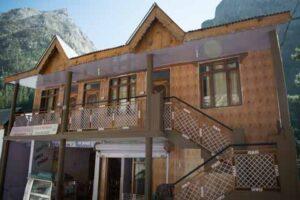 Hotel Taposthali Gangotri