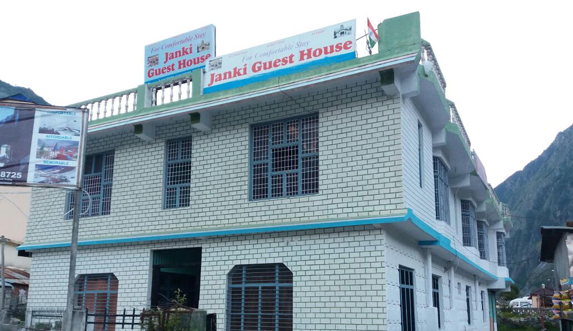 Janki Guest House Badrinath
