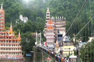LUXURY CHARDHAM YATRA PACKAGE FROM RISHIKESH