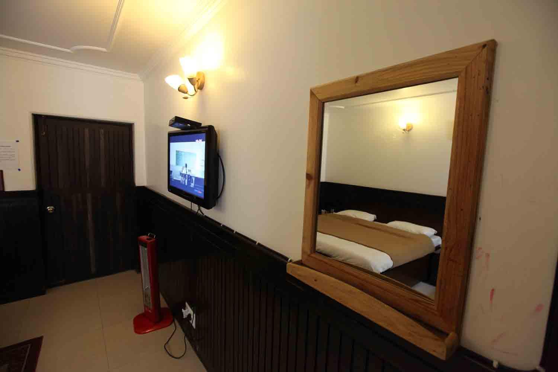 New Hotel Snow Crest Badrinath room