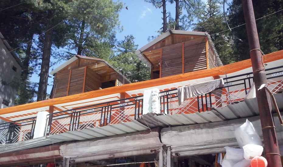 Tapovan Cottage Gangotri