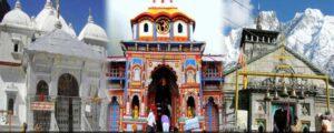 Teen Dham Yatra Package