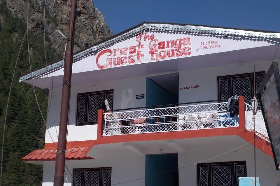 The Great Ganga Guest House Gangotri