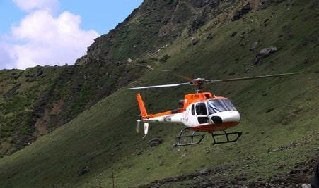 PHATA KEDARNATH HELICOPTER ONLINE GVMN